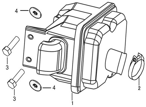 motorcycle parts diagram