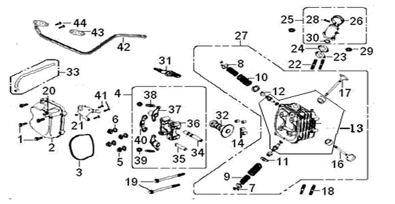 Microfiche cmpo chinese motorcycle parts online on lextek alarm wiring diagram lexmoto xtrs alarm Generac Remote Start Wiring Diagrams