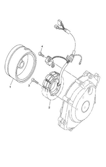 50cc Moped Engine