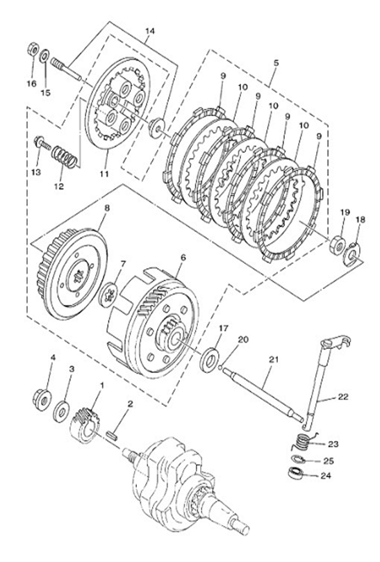 Chinese 50cc Wire Diagram Coil