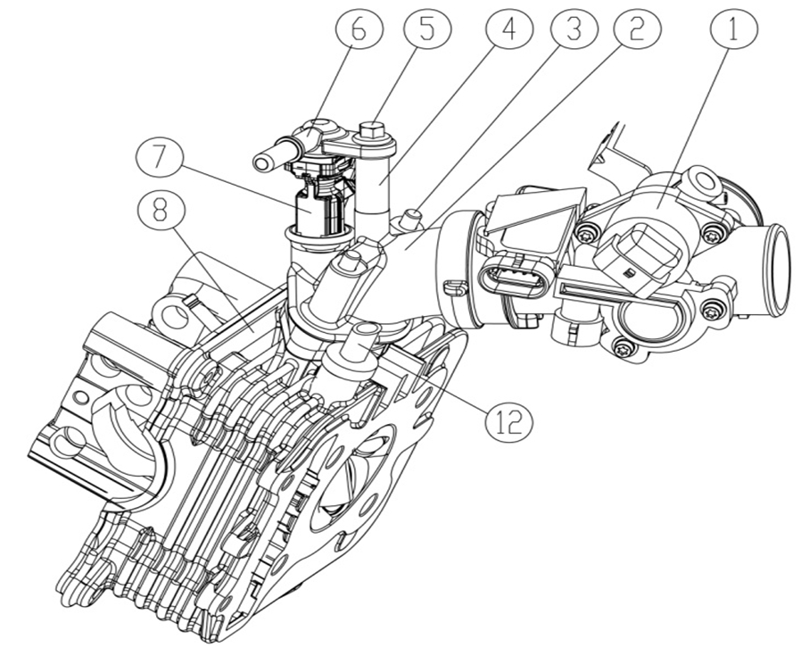 Moped Cdi Diagram