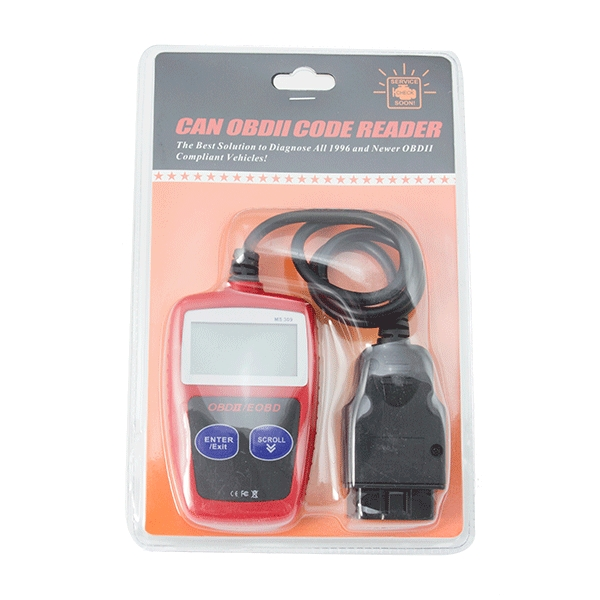 OBD2 Code Reader - MS309 for Universal Motorcycle