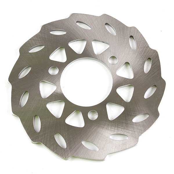Alternative Silver Front Brake Disc