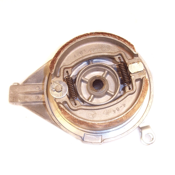 Brake Hub with Shoes (Rear)