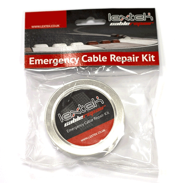 Lextek Emergency Cable Repair Kit