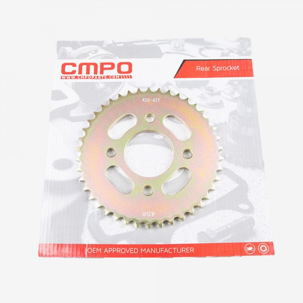 Standard Chain/Sprocket Kit for HT125-8 HN125-8