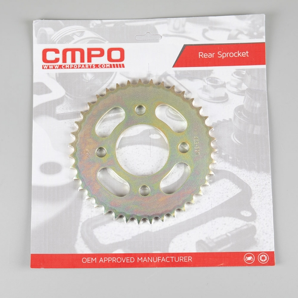 Standard Chain/Sprocket Kit for ZS125-30