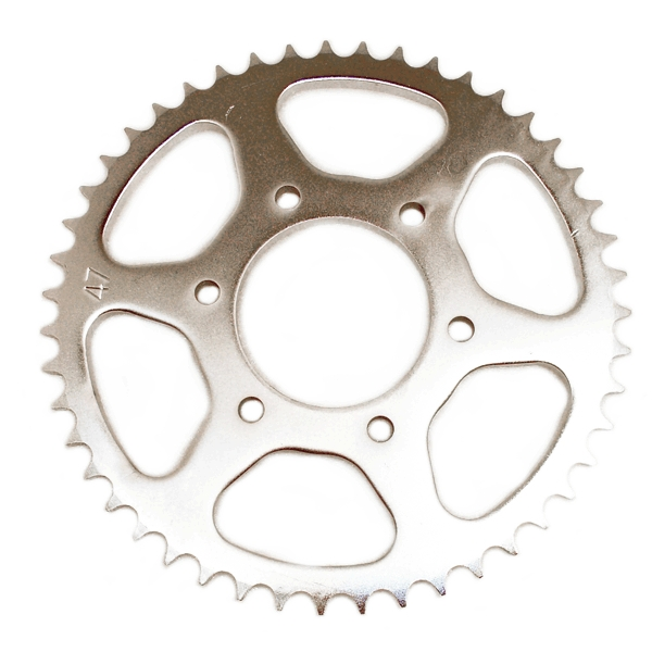 Rear Sprocket 428-47T 6 Bolt Fixing
