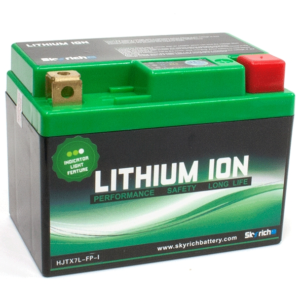 Motorcycle Lithium-Ion Battery HJTX7L-FP