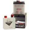 Lextek Motorcycle Battery 6N6-3B 100x57x111mm