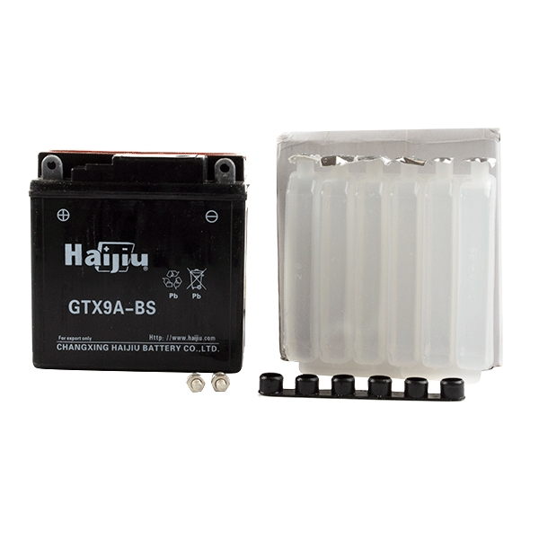 Motorcycle Battery GTX9A-BS