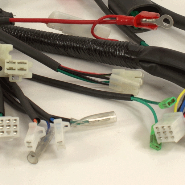 Wiring Loom Non DRL for WY125T-121