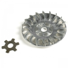 50cc 2T Scooter Variator Pulley 1E40QMA
