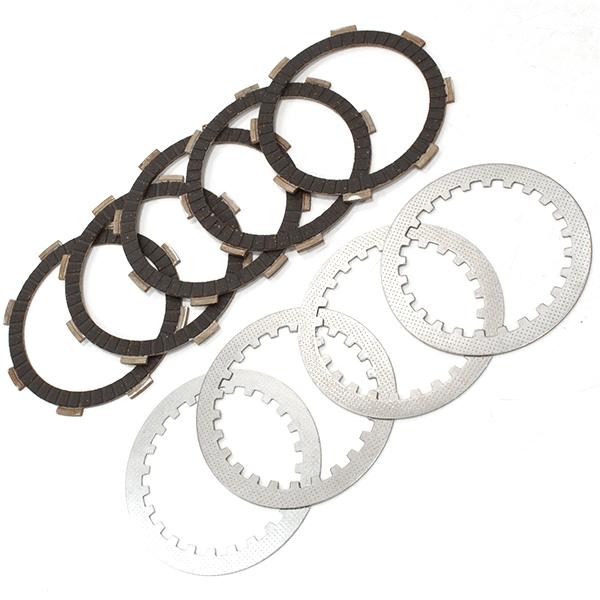Motorcycle Clutch Plate Set for Shineray XY125-11A 125cc 156FMI