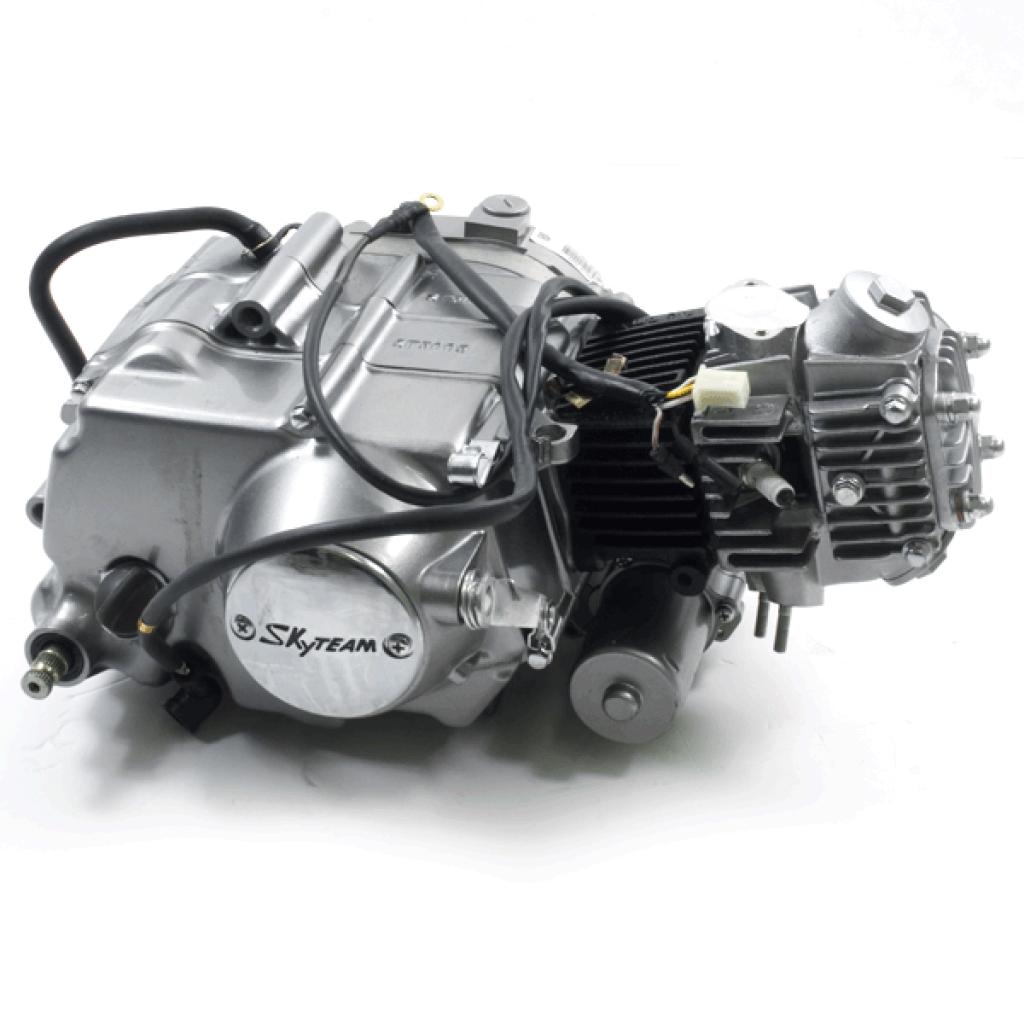 50cc Motorcycle Lay-down Engine 139fma