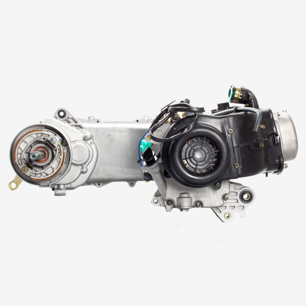 50cc Scooter Engine 139qmb With 430mm Case  Long Shaft