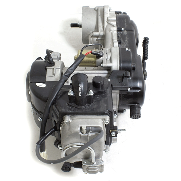 50cc Scooter Engine 139QMB with 430mm Case, Short Shaft