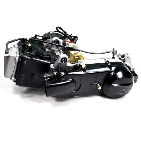 125cc Scooter Engine BN152QMI with 410mm Case, Short Shaft