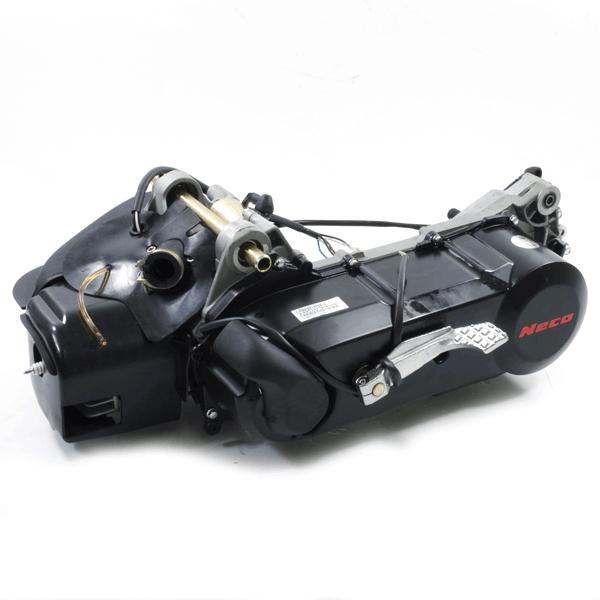 50cc Scooter 2-Stroke Engine 1E40QMA Disc Brake Version