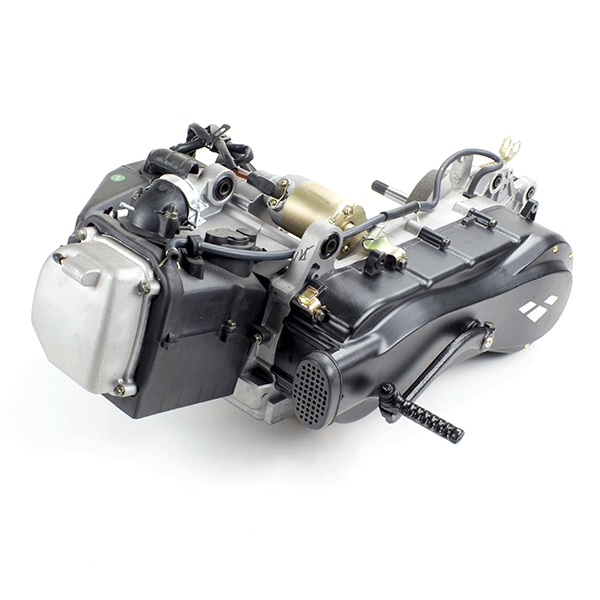 125cc Scooter Engine 152QMI with 450mm Case, Long Shaft for WY125T-108