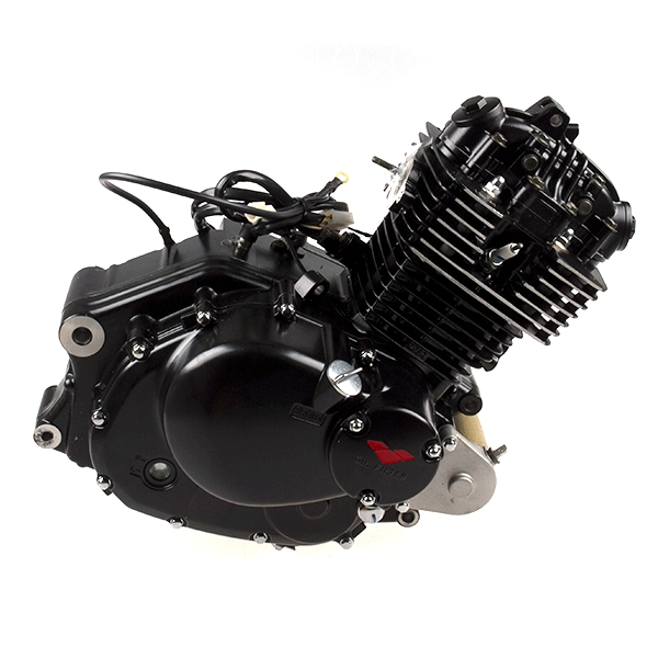 125cc Motorcycle Engine for XFLM125GY-2B-E4