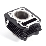 125cc Motorcycle Cylinder Black for K157FMI