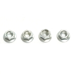 M8 Cylinder Head Nuts (set of 4) for 139QMA 139QMB