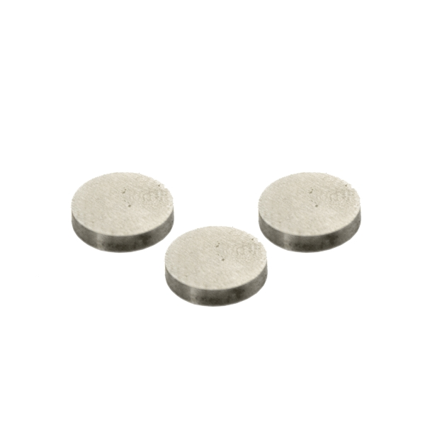 Engine Valve Shim (Set of 3) 7.50mm 1.95