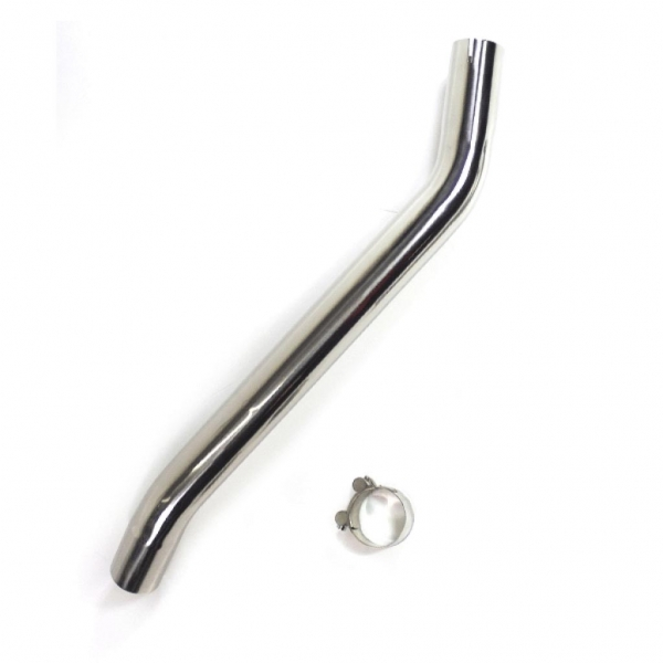 Lextek Stainless Steel Link Pipe for Suzuki GSXR600/750 (06-07)