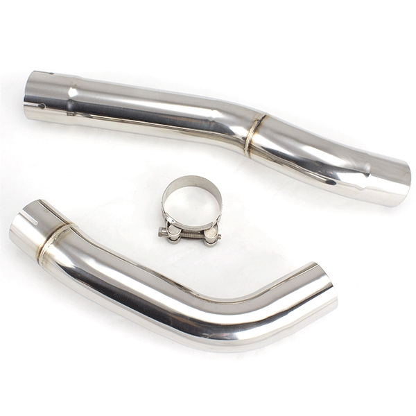Lextek MP4 S/Steel Exhaust with Link Pipe