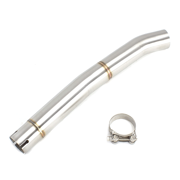 Lextek Stainless Steel Link Pipes for YAMAHA R6 (08-16)