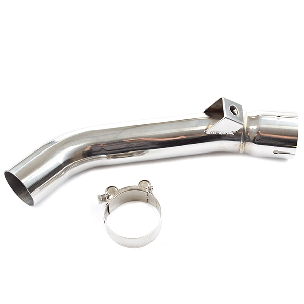 Lextek CP8C with Link Pipe for Honda VFR 800 (97-01)