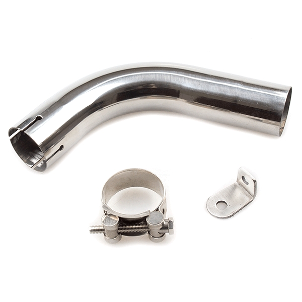 Lextek RP2 Exhaust Kit 300mm with De-Cat Link Pipe for HONDA CB1000 R (08-17)