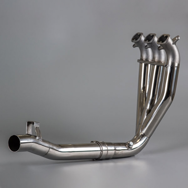 Lextek XP8CX2 Exhaust System with Twin Underseat Exhausts for Triumph Speed Triple 1050 (11-15)