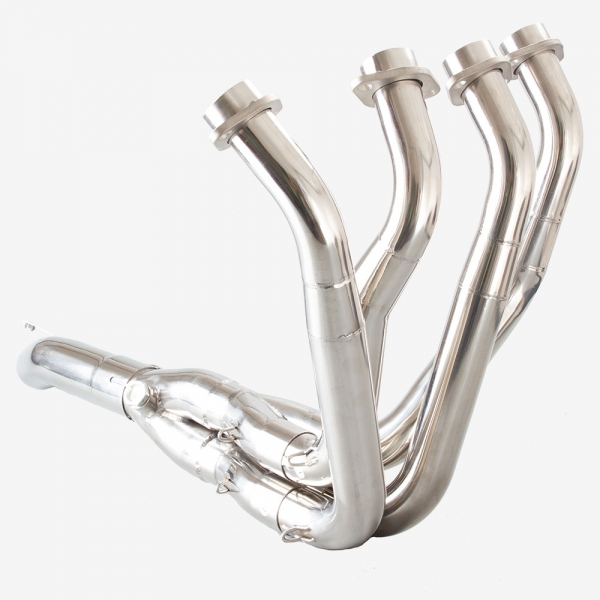Lextek CP9C Exhaust System for Kawasaki Z900 RS (17-20)