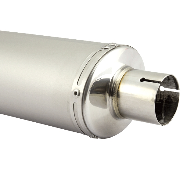 EXHSTCLMP002 Exhaust Silencer Clamp 52-55mm