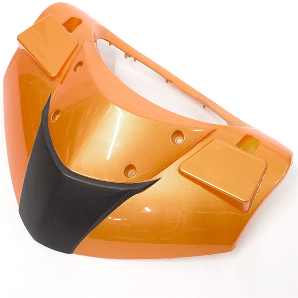 Upper Handlebar Fairing Orange for SB50QT-16