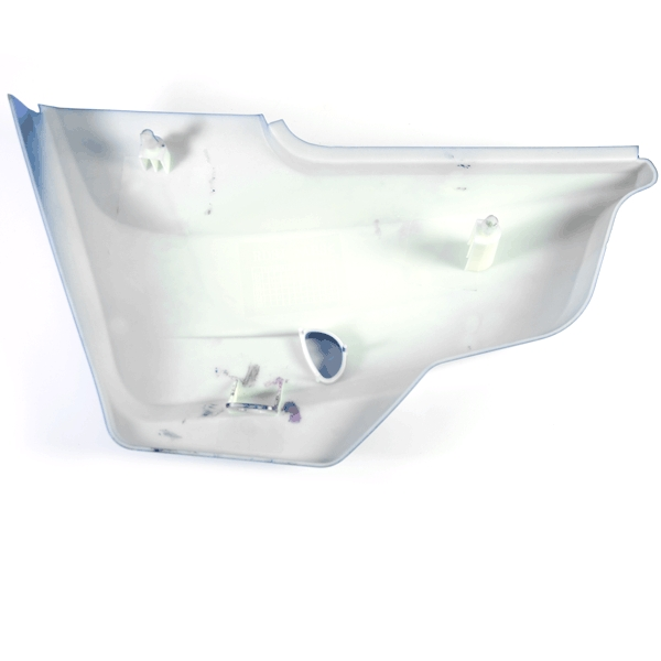 for HT125-4F Front Metallic Blue Mudguard MGRDF157