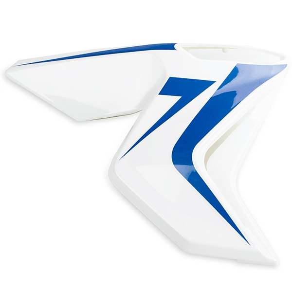 Tank Panel Right - White/Blue for SK125-22