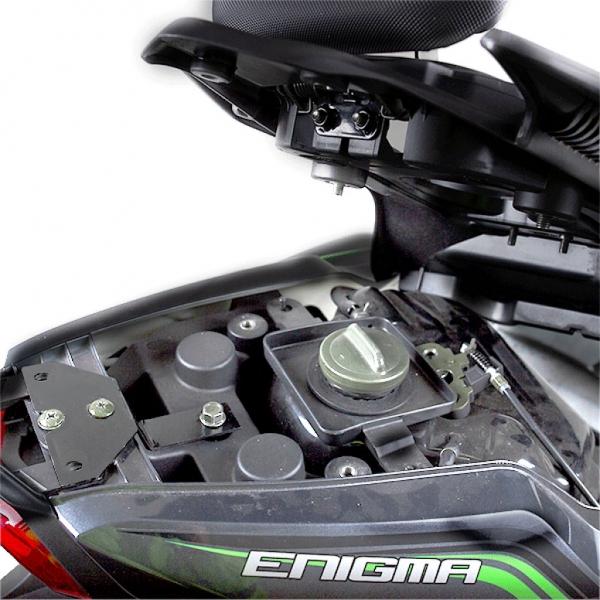 Lextek Luggage Rack For Lexmoto Enigma ZS125T-48