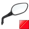 Gloss Red Mirror (Right) OEM Part WY-044