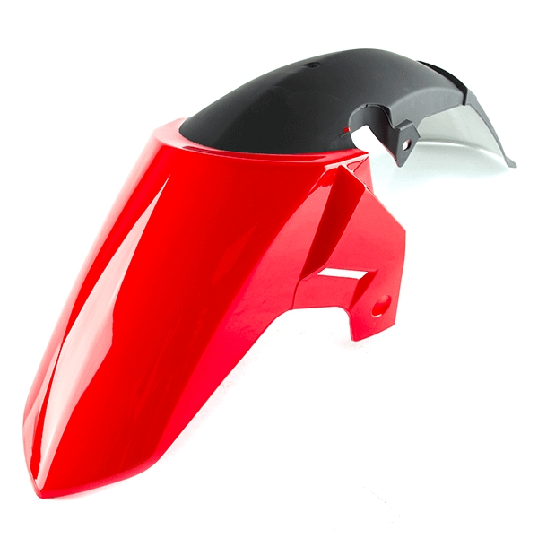Red Mudguard (Front)  without decal