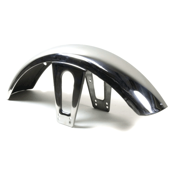 Mudguard (Front) Chrome