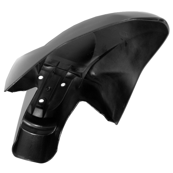 Mudguard (Front) Black for WY125T-100
