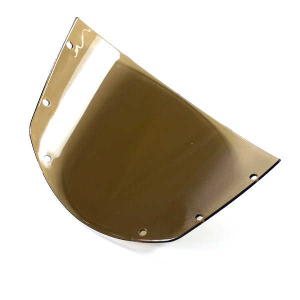 Wind Screen Visor Shield suitable for Lexmoto XTR S 125 SJ125-23 KS125-23