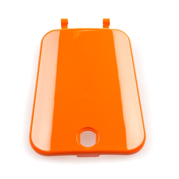 Decorative Cover Fuel Cap Orange for ZN125T-34