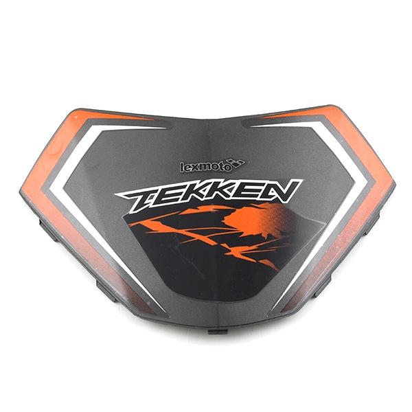 LFTP016 Left f/ür Lexmoto Tekken 125 MH125GY-15 Fuel Tank Grill