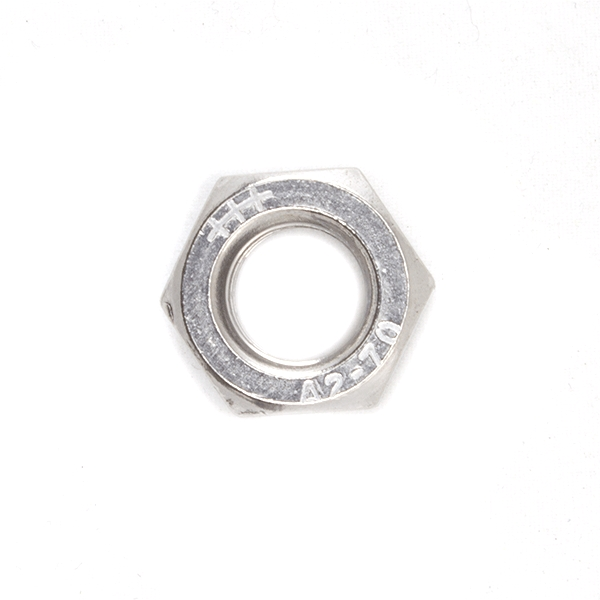 Stainless Steel A2 Hexagon Nut M12