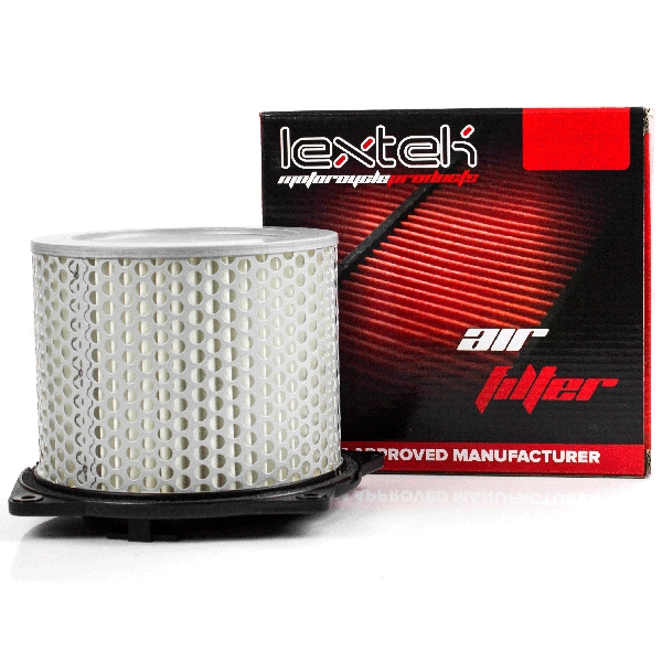 Lextek Air Filter for HFA3602, Suzuki 13780-20C00