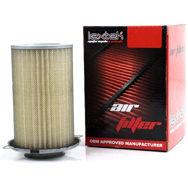Lextek Air Filter for HFA3909, Suzuki 13780-42F00